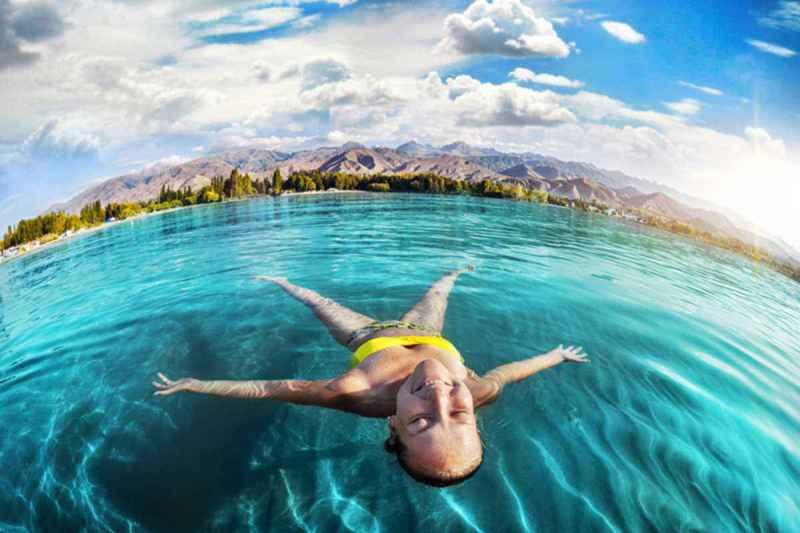 смотреть онлайн ню виде отдых на озере